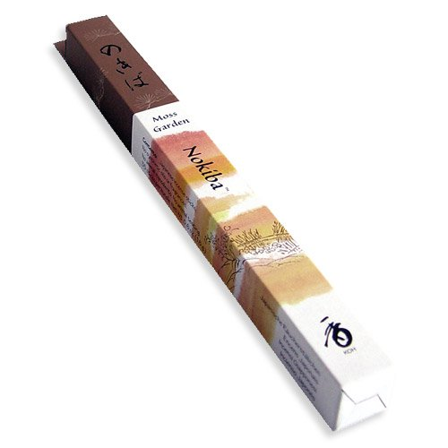 SHOYEIDO Moss Garden Incense, 35 sticks - Nokiba - incensecentral.us