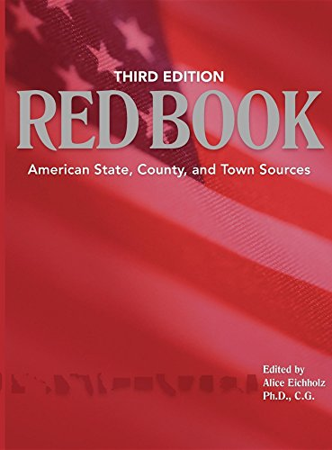 County Massachusetts Map - Red Book: American State, County & Town Sources, Third Edition