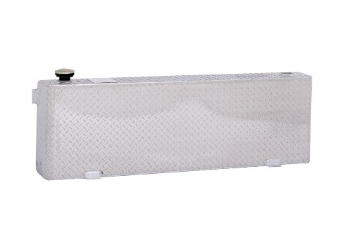 Dee Zee DZ91752 Long Rectangle Transfer Tank - Aluminum (Fuel Auxiliary Pickup Tank Truck)