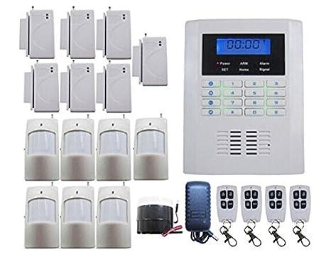 YA-600-GSM & amp; Alarma RTC-4 inalámbrica Quad-Band GSM ...