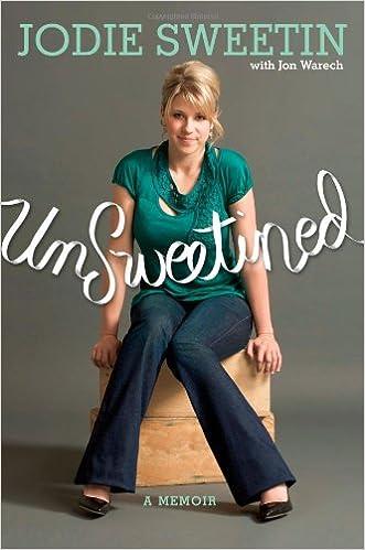 Unsweetined Amazonde Jodie Sweetin Fremdsprachige Bücher