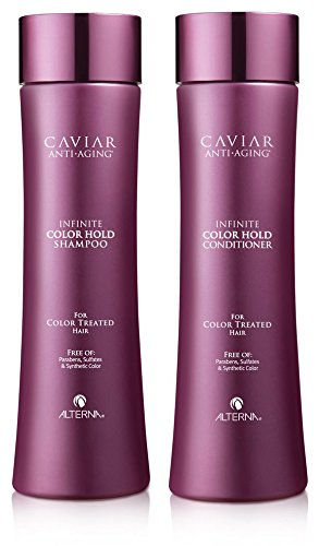 CAVIAR Anti-Aging Infinite Color Hold Shampoo and Conditione