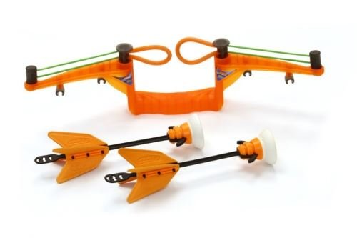 Zing Air Storm Zano Bow Soft Suction Cup Arrows Toy