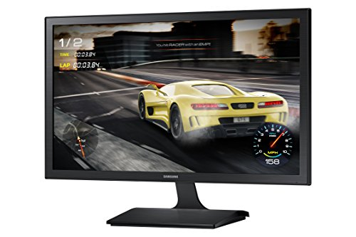 Samsung S27E330 27-Inch Gaming Monitor (1ms / 60Hz / Game mode) by Samsung