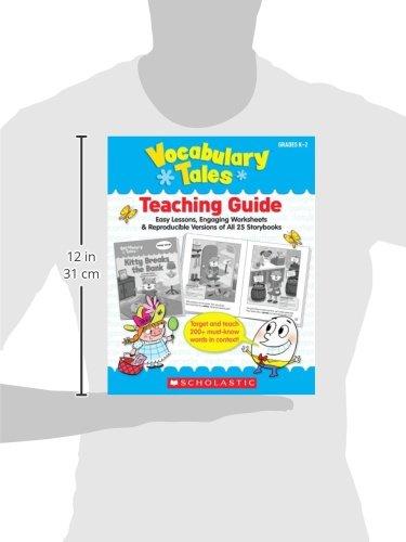 Amazon.com: Vocabulary Tales: 25 Read Aloud Storybooks That Teach ...