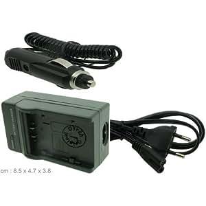 Cargador para Panasonic VDR-D100EB-S