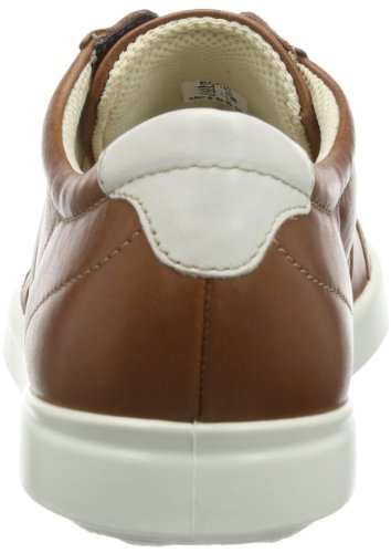 Ecco Aimee Damen Sneaker Rot (MAHOGANY/MINK/WHITE 58560)