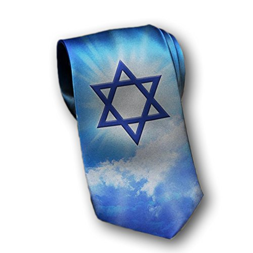 Faith Collection - Neck Tie (Star of (David Necktie)