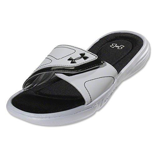 Noir Armour Chaussures de VII Ignite Bain UA W Blanc SL Under Femme 10YSdPqOP