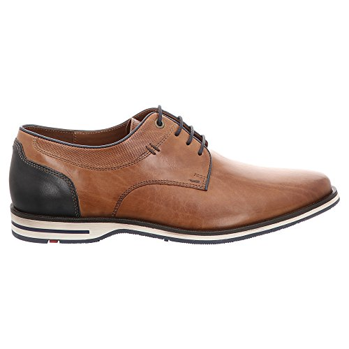 LLOYD Shoes GmbH Diego 2 - COGNAC/PACIFIC