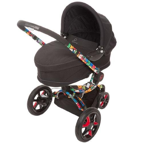 Quinny Moodd Pushchair In Blue Base With Maxi Cosi: Quinny Buzz Stroller WITH Tukk Bassinett And Maxi-Cosi