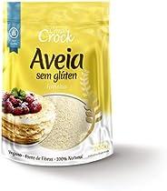 Farinha de Aveia sem Glúten Cereal Crock 200g