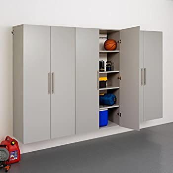36 in. Storage Cabinet - Set of 3