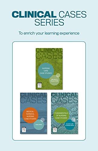Clinical Cases: Medical-surgical nursing case studies – Inkling Pdf