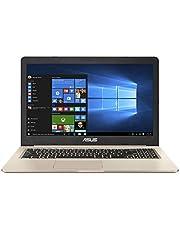 """Asus Vivobook Pro N580GD-E4087T, Monitor da 15.6"""" FHD, Intel Core i7-8750H, RAM da 16 GB DDR4, HDD da 1 TB e 512 GB SSD, Scheda Grafica Nvidia GTX1050 da 4 GB DDR5, Windows 10"""