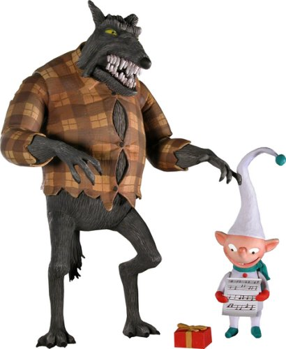 Amazon.com: Nightmare Before Christmas Series 3 Action Figure The ...