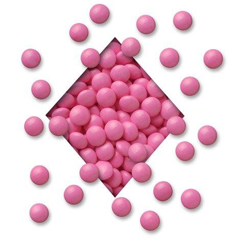 Koppers Milk Chocolate Milkies   Bright Pink  2 Lb
