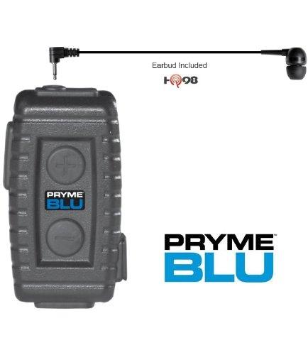 PRYMEBLU BTH-300 Industrial, Military Spec Certified, Durable, Enterprise Bluetooth Headset for Kenwood - Black
