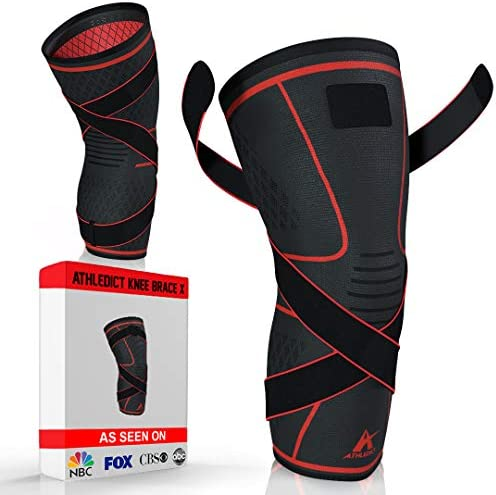 Compression Meniscus Arthritis Basketball Crossfit product image