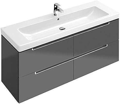 Villeroy & Boch SUBWAY 2.0 Mueble para lavabos 1287 x 524 x 449 mm Roble Grafito: Amazon.es: Juguetes y juegos