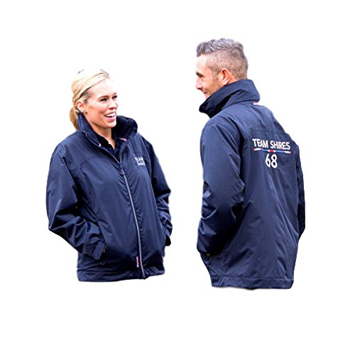 nbsp;– Team Shires Navy nbsp;unisex Giacca Training RxwtO1