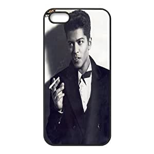 For SamSung Galaxy S6 Phone Case Cover Bruno Mars Man, For SamSung Galaxy S6 Phone Case Cover Bruno Mars For Guys Design, [Black]