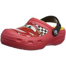 Crocs Boys' CC McQueen Lined Clog