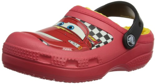 crocs 15260 CC Mc Queen Clog ,Red,12 M US Little Kid