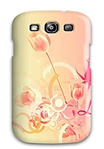 AgSGXfO4657AEnYu Case Cover Protector For Galaxy S3 Pretty Rose Young Love Case