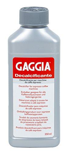 Gaggia Decalcifier Descaler Solution,250ml by Gaggia