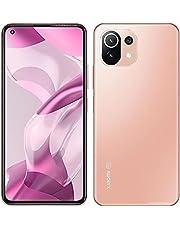 Xiaomi 11 Lite 5G NE Smartphone (8GB + 128GB, Peach Pink)