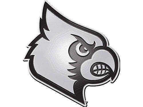Louisville Cardinals Chrome Auto Emblem by Stockdale