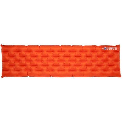Big Agnes Q-Core SL Insulated Sleeping Pad Wide Long Orange