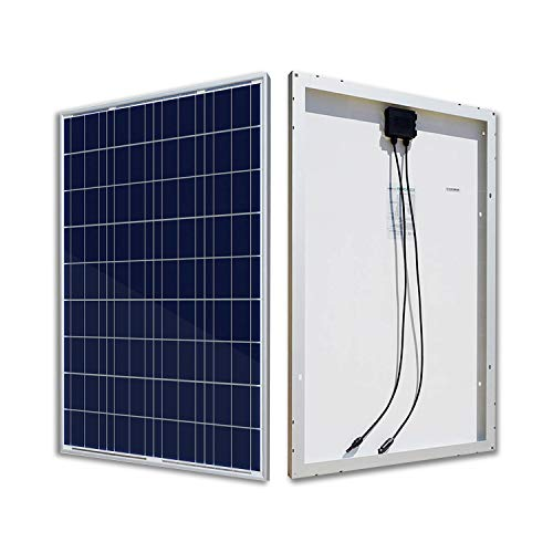 (ECO-WORTHY 100 Watts 12 Volts Polycrystalline PV Solar Panel)