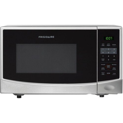 Frigidaire 0.9 Cu. Ft. Compact Microwave Stainless-Steel FFCM0934LS