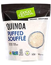 GoGo Quinoa Cereal-Quinoa Puffs, 180G