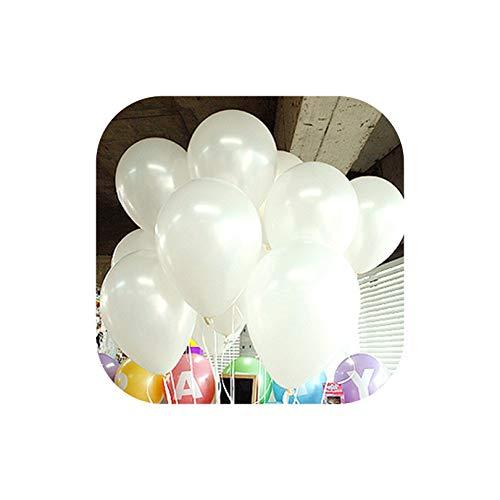 10pcs 12inch 2.2g Green Orange Heart Latex Balloons