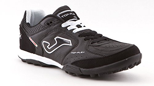 TOP FLEX 301 NERO-BIANCO TURF-JOMA-JOMA-black-38.5