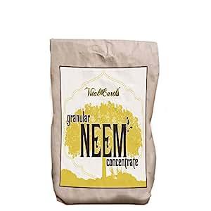 Vital Earth's Water Soluble Neem Powder, 25gm Bag