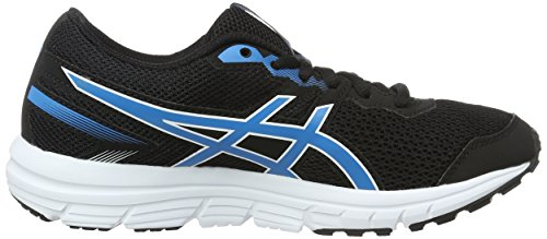 Asics Kinder-Unisex Gel-Zaraca 5 GS Gymnastik Nero (Black/Blue Jewel/White)