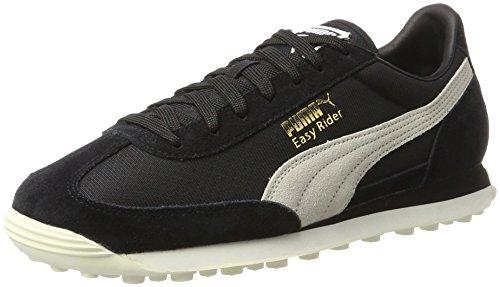 Sneakers Unisex Nero Basse Adulti Easy Puma Per Bianco Whisper nero Oro Rider rnxrW7w