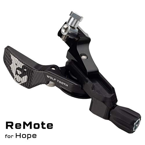 Wolf Tooth Remote Dropper Post Remote (Black, Hope Brake Levers) ()