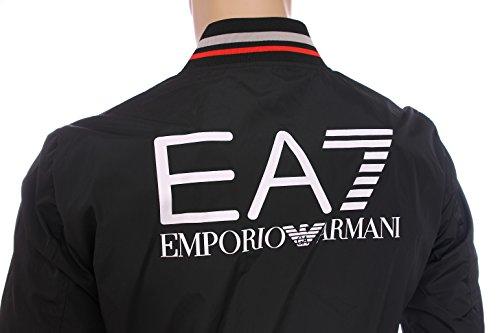 Armani EA7 homme - Manteau Noir Armani EA7 271711 6P659 - Taille vêtements - S