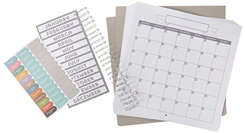 Price comparison product image We R Memory Keepers Cinch Kit Calendar