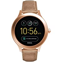 Fossil Q Venture Gen 3 Stainless Steel Women's Smartwatch (Rose gold)
