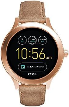 Fossil Q Venture Gen 3 Stainless Steel Women's Smartwatch