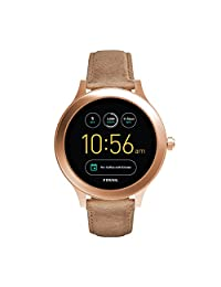 Fossil FTW6005 Smartwatch Digital para Mujer, color