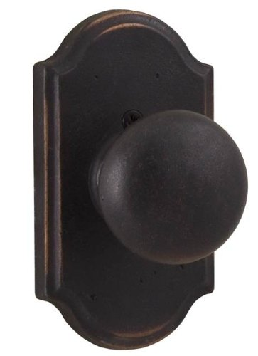 Weslock 07105F1--0020 Wexford Knob, Oil-Rubbed Bronze