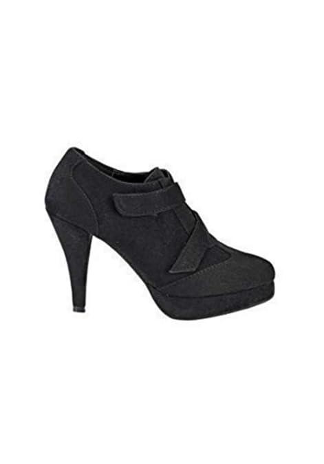 Botines Tacones Altos de Andrea Conti: Amazon.es: Zapatos y ...