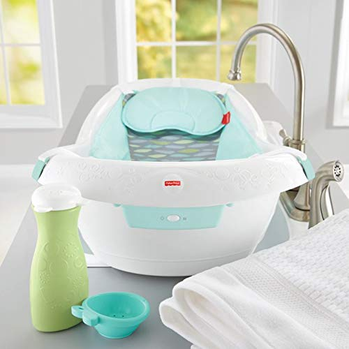 Fisher-Price Soothing River Luxury Calming Vibrations Tub